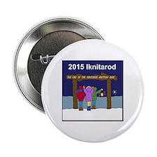 """Iknitarod 2015 2.25"""" Button"""