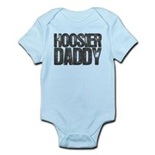 Hoosier Daddy Infant Bodysuit