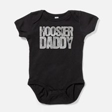 Hoosier Daddy Baby Bodysuit