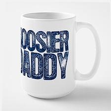 Blue Hoosier Daddy Mug