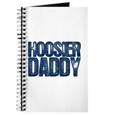 Blue Hoosier Daddy Journal