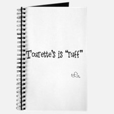 "Tourette's is ""Ruff"" Journal"