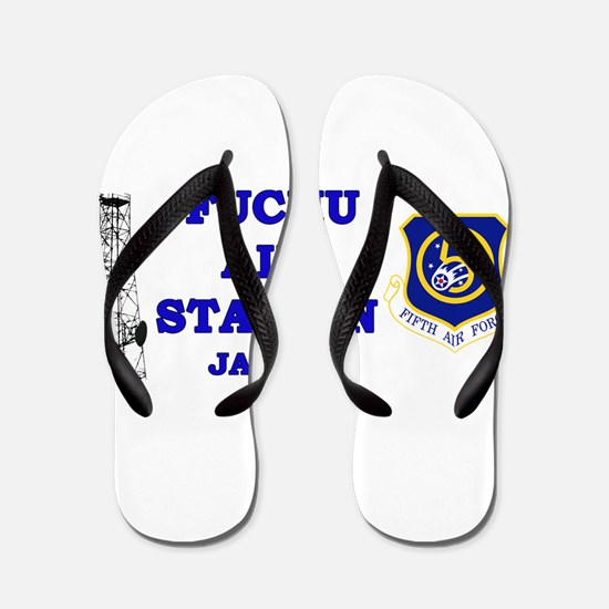 Fuchu Air Station Japan Flip Flops
