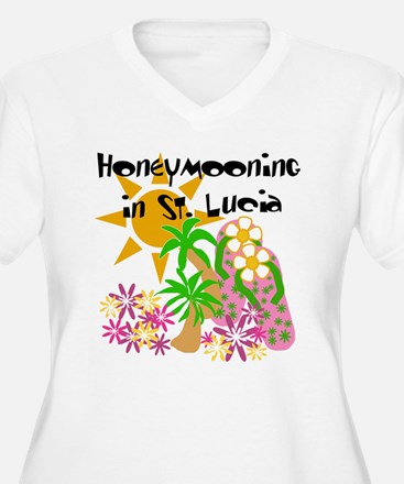 Honeymoon St. Lucia T-Shirt