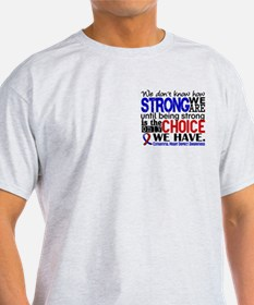 Congenital Heart Defect HowStrongWeA T-Shirt