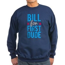 Bill Clinton for First Dude Jumper Sweater