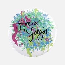 "Forever a Fangirl 3.5"" Button (100 pack)"