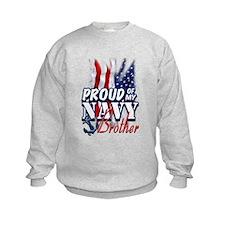 Proud of my Navy Brother Sweatshirt