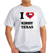 I love Kirby Texas T-Shirt