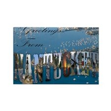 Nantucket Welcome Magnets