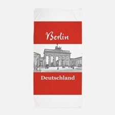 Berlin Beach Towel