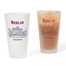Berlin Drinking Glass