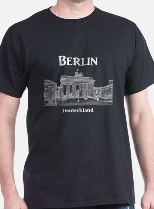 berlin t shirts shirts tees custom berlin clothing. Black Bedroom Furniture Sets. Home Design Ideas