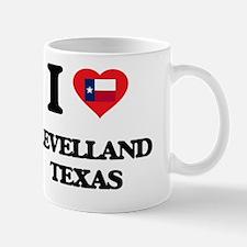 I love Levelland Texas Mug