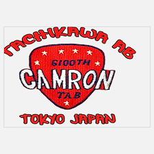 camron TAB tachikawa air base