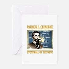 Patrick Cleburne Greeting Cards