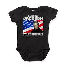 07 Jackson Baby Bodysuit