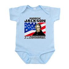 07 Jackson Infant Bodysuit