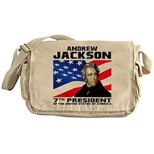 07 Jackson Messenger Bag
