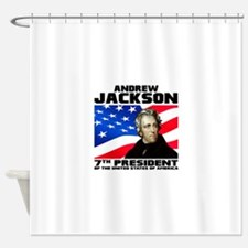 07 Jackson Shower Curtain