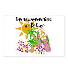 Honeymoon Belize Postcards (Package of 8)