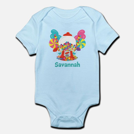Custom Name Candyland Birthday Body Suit