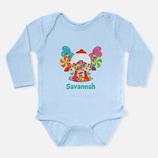 Custom Name Candyland Birthday Body Suit