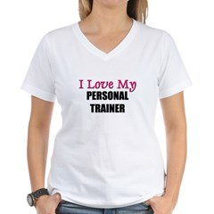I Love My PERSONAL TRAINER Shirt