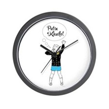Stylish Putin Khuilo Wall Clock