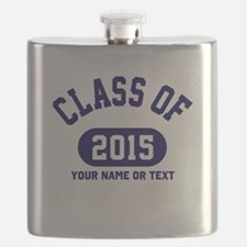 Class of 2015 Flask