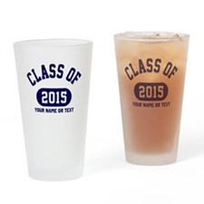 Class of 2015 Drinking Glass