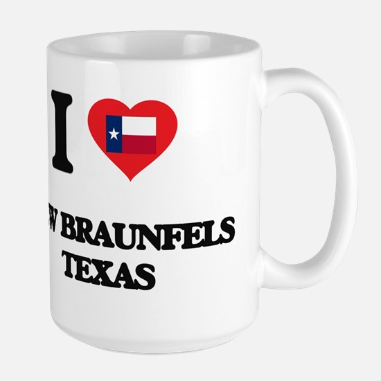 I love New Braunfels Texas Mugs