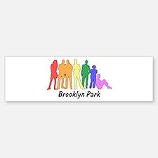 Brooklyn Park diversity Bumper Bumper Bumper Sticker