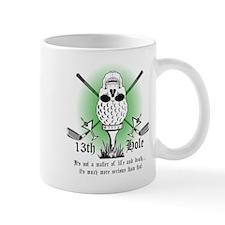 13th Hole Mug