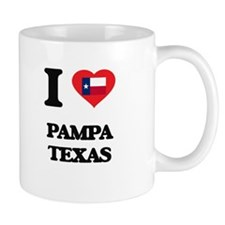 I love Pampa Texas Mugs