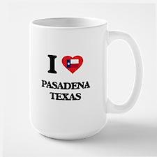 I love Pasadena Texas Mugs