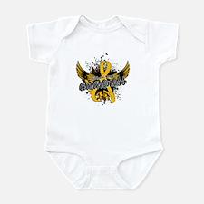 Childhood Cancer Awareness 16 Infant Bodysuit