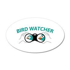 Bird watcher Wall Decal