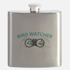 Bird watcher Flask