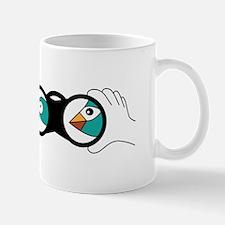 Bird binoculars Mugs
