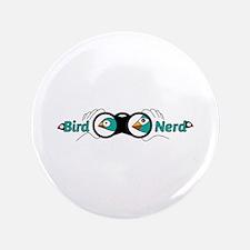 Bird nerd Button
