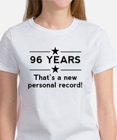 96 Years New Personal Record T-Shirt