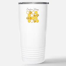 Sweet As Honey Travel Mug