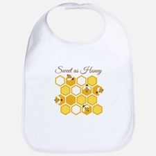 Sweet As Honey Bib