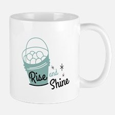 Rise and shine eggs Mugs