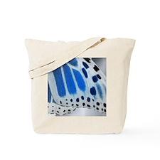 Inky Wing Tote Bag