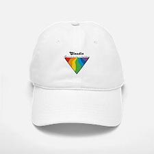 Claudia: Proud Lesbian Baseball Baseball Cap