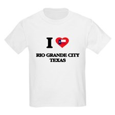 I love Rio Grande City Texas T-Shirt