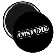 """Generic Costume 2.25"""" Magnet (10 pack)"""