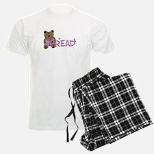 Read bear Pajamas